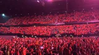 Barney army  chant / song : premier league darts : ahoy rotterdam : 19-04-18