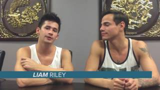 CockyBoys Liam Riley and Levi Karter: What Other Careers Would They Choose?