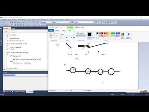 Doubly linked list - part 1