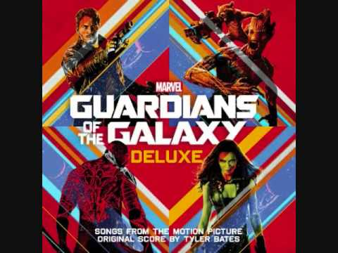 Guardians Of The Galaxy [Soundtrack] - 13 - The Kyln Escape