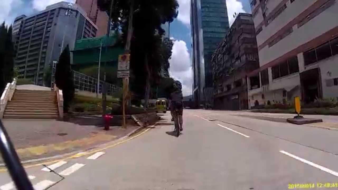 香港街道風景:九龍城龍崗街-觀塘巧明街 - YouTube