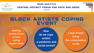 Black Artists Coping Event (SHAKIN' SHIT UP)