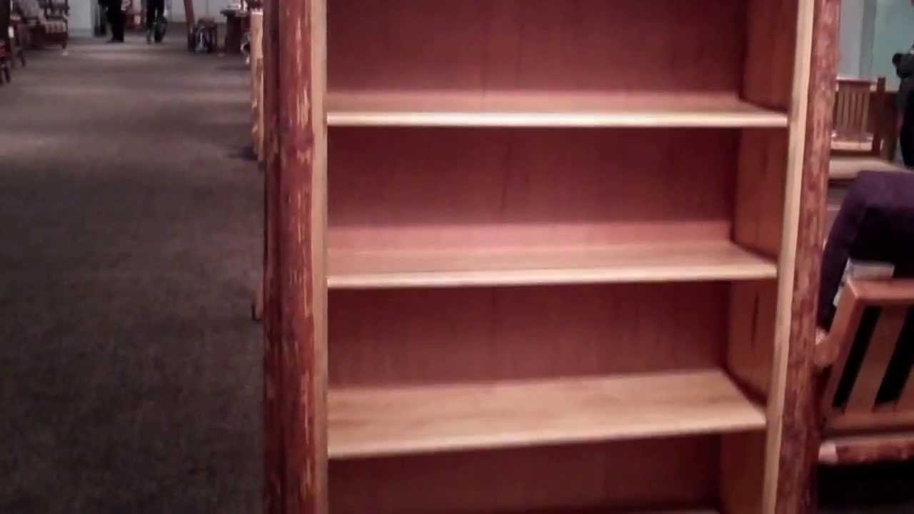 rochester furniture consol ny bookcases mission classics console amish country bookcase by