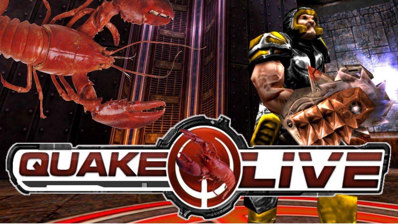 Тот самый квейк или как я полюбил сетевые шутеры (Quake Live, free to play)