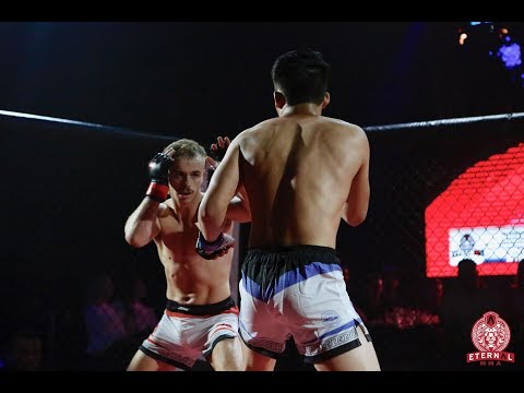 ETERNAL MMA 43 - JACK HAYES VS JASON GUNUWAN - MMA FIGHT VIDEO