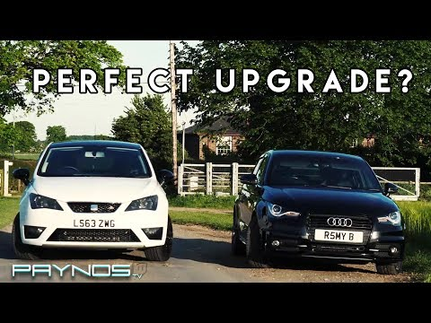 The Perfect Second Cars? - Audi A1 S Line VS Seat Ibiza FR