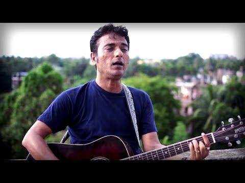 Jokhon Nirobe Dure II Anindya (Sahar) II Folk To Rock ,a Journey II Heart Touching Song