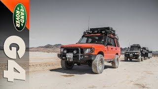 2004 G4 Land Rover Discovery Walk Around