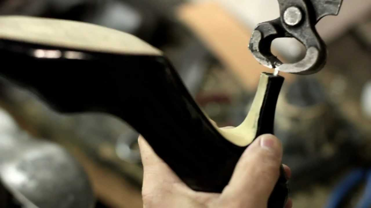 Shoe Repair by Mail - Women's Heel Repair by MYSHOEHOSPITAL.com