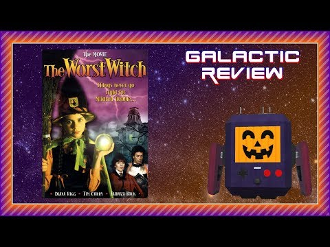 Galactic Review - The Worst Witch (1986)