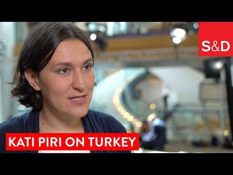 Kati Piri on Turkey