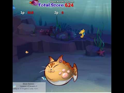 Рыбка ест рыбку (игра на троих)