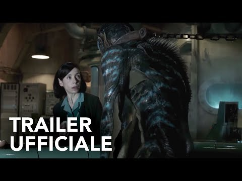 La Forma dell'Acqua - The Shape of Water | Trailer Ufficiale HD | Fox Searchlight 2018