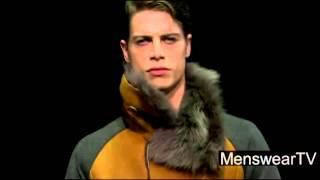 EMPORIO ARMANI Menswear AW13 2014 Runway Show Fall Winter Thumbnail