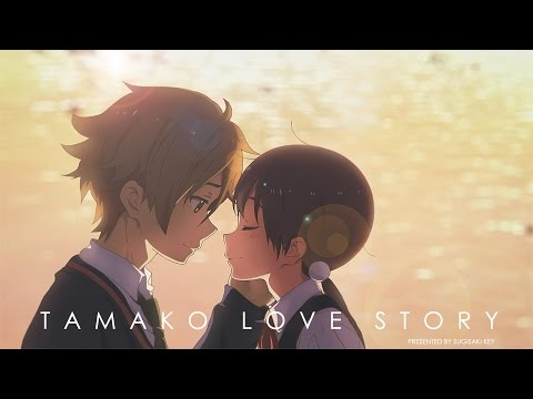 Смотреть онлайн мультфильм история любви тамако