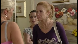 Bianca Butcher Slaps Sam Mitchell ( EastEnders - 11/09/2009)