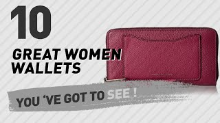 Marc By Marc Jacobs Women Wallets, Top 10 Collection // New & Popular 2017