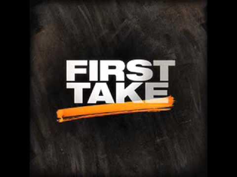 "First Take ""ESPY Day"" Podcast July 15,2015"