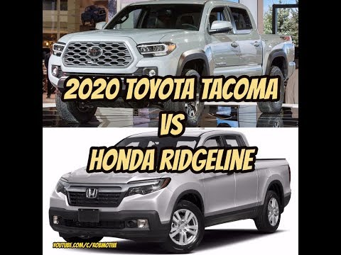 2020-toyota-tacoma-vs-honda-ridgeline