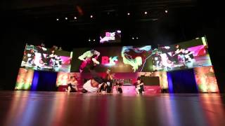 KFM (Switzerland) | Crew Showcase | R16 2014 World Finals