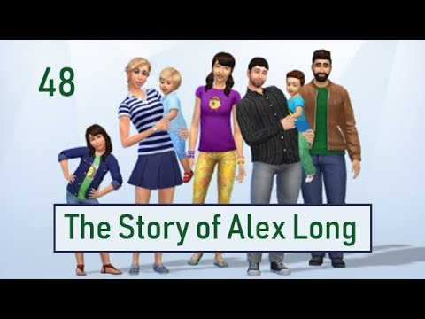 The Sims 4 Story of Alex Long - E48: Fixing Henry's Issues |