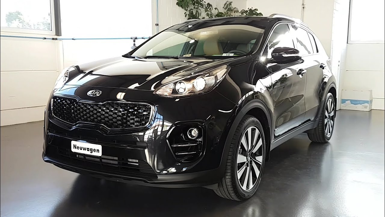 cm kia sportage launch edition 2 0 crdi 185 4wd automat neu 10 km 32 39 900 sg youtube. Black Bedroom Furniture Sets. Home Design Ideas