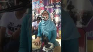 Gambar cover Ratu Kendang...!!!  Numpak Rx King - Mutik Nida live Kendal 2019