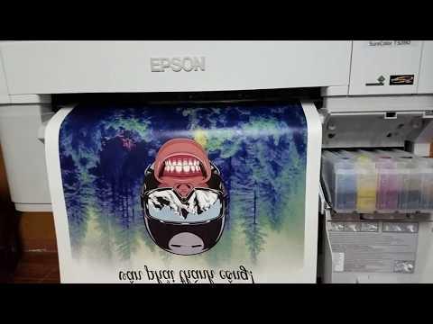 Máy in áo 3D Epson t3280 chuẩn đẹp - Tư vấn mua và sử dụng máy in ép áo 3D - áo 3D đà nẵng