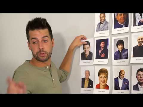 Celebrity Pastor Fantasy Draft