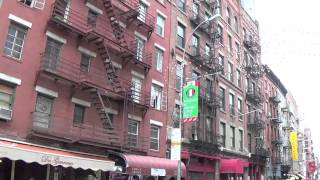 Tour of Little Italy, NYC