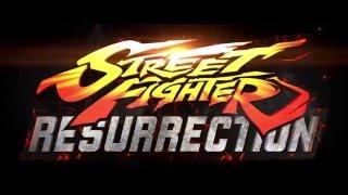 Уличный Боец Воскрешение Русский трейлер /Street Fighter resurrection Russian trailer