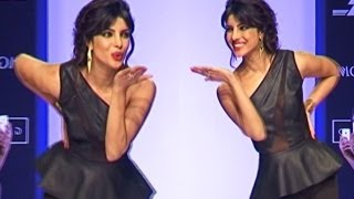 Priyanka Chopra walks the ramp