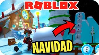 THE BEST CHRISTMAS IN ROBLOX WITH SNOWMAN SIMULATOR ☃️