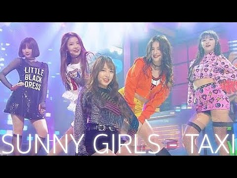 Sunny Girls - TAXI (Stage Mix)