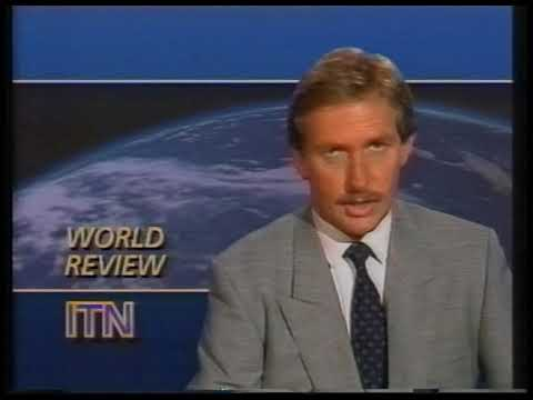 ITN Morning News 31st December 1989