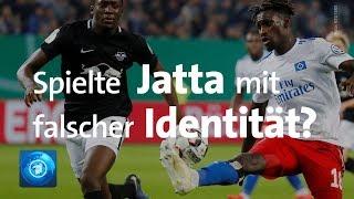 Zweifel an Identität von HSV-Spieler Bakery Jatta