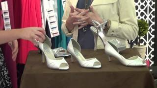 Tips for Brides & Bridesmaids Choosing Bridesmaids Shoes with The Dessy Group