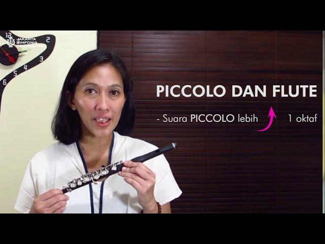 EDUCATION / PICCOLO · Jakarta Simfonia Orchestra
