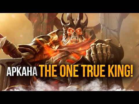 Battle Pass 2020: The One True King – разбор реплик арканы Wraith King