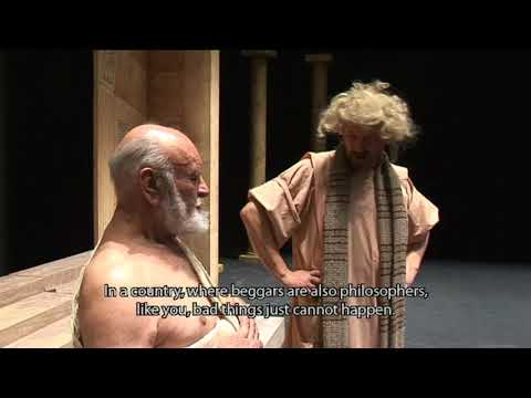 """Socrates"",  English version with subtitles."