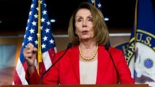 Why Nancy Pelosi should be the next House speaker