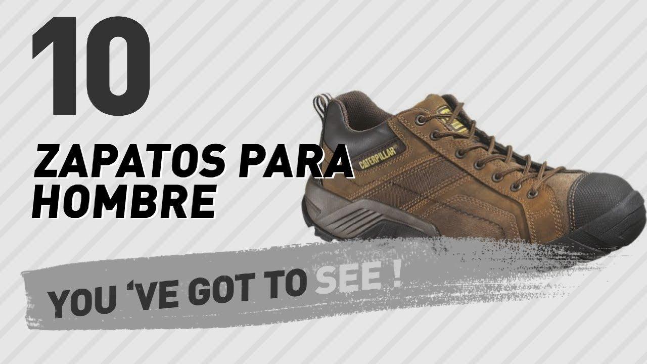 Cat Zapatos Para Hombres    Nuevo Y Popular 2017 - YouTube d1dbb91357c0