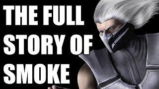 The Full Story of Smoke - Before You Play Mortal Kombat 11