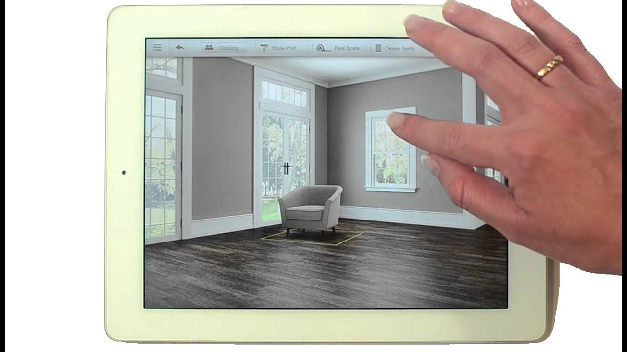 HomeStyler Android | تطبيق لتصميم الديكورات للاندرويد والايفون