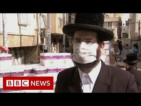 Coronavirus: Israel's ultra-Orthodox lockdown challenge