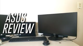 asus 1ms response gaming monitor vn247h review