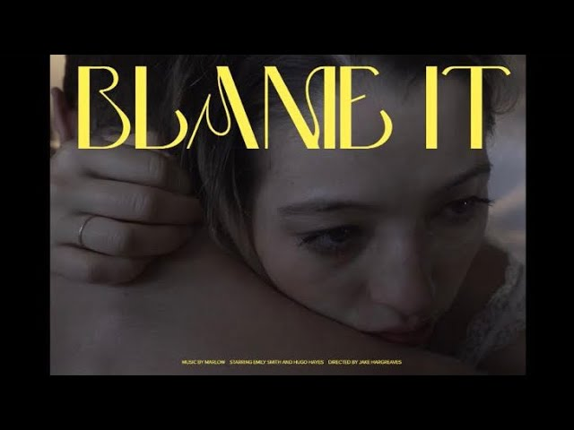 Music of the Day: MARLOW - Blame It