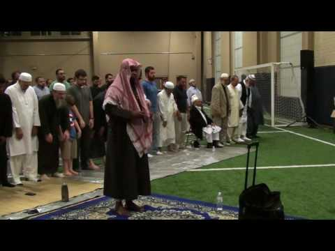 Ramadhan 1436 - Taraweeh Night 23 - Led by Imam Feysal برواية شعبة عن عاصم