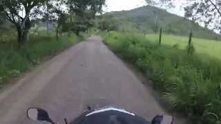 Serrinha do Alambari - RJ / Trecho off road