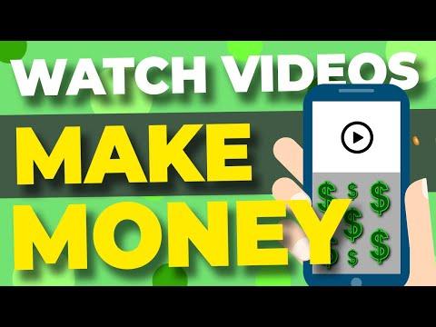Make Money Online Watching Videos - PayPal Money 2021